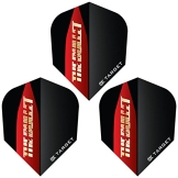 1 x Set Dart Flights, Target Darts Dartpfeile Stephen Bunting - 1