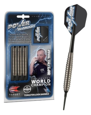 18 g Target Soft Dartset Power Silverlight Phil Taylor - 1