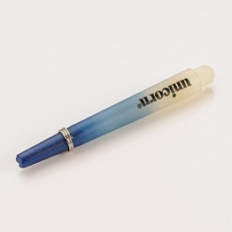 5 x Sets Unicorn Two Tone blau wei§ Gripper 3 Medium Dart Sch_fte - 1
