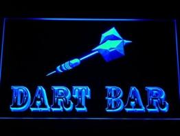 ADV PRO m118-b Dart Bar Neon Light Sign Barlicht Neonlicht Lichtwerbung - 1