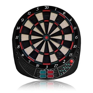 Best Sporting Elektronische Dartscheibe Coventry - 159 Spielvarianten - 1