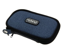 Dart Tasche TARGET Phil Taylor Hybrid Wallet blau Denim - 1