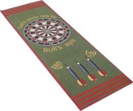 Dart Teppich mit offiziellem Spielabstand 79x237cm - 1