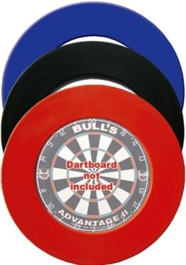 Dartboard Surround in verschiedenen Farben (Rot) - 1