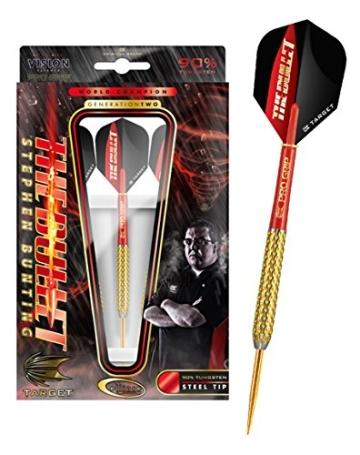 Dartset Steel 12 g Gen 2 The Bullet Stephen Bunting - 2