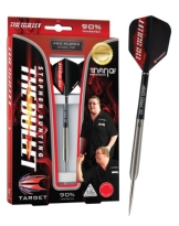 Dartset Steel 23 g The Bullet Stephen Bunting - 1