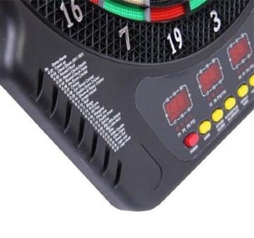 Elektronische Dartscheibe Dartboard Dartscheibe NEU 62 - 5