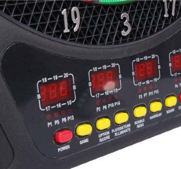 Elektronische Dartscheibe Dartboard Dartscheibe NEU 62 - 6