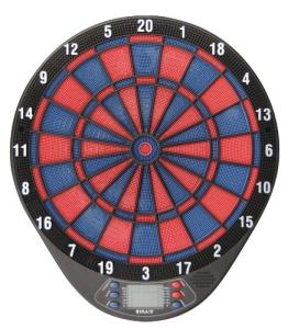 Embassy-Sports 67953 - E-Dart-Bull's Matchpoint Dreiloch - 1