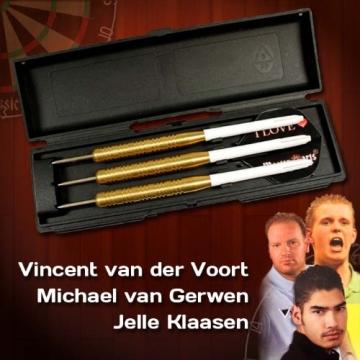 Masterdarts® Brass 3 Steeldarts - Dartpfeile - Pfeile a 20 Gramm - 2