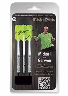 Masterdarts® MVG 3 Softdarts 18g - 2
