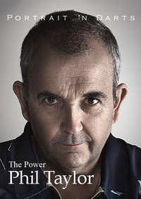 """Phil """"The Power"""" Taylor - Portrait in Darts DVD - 1"""
