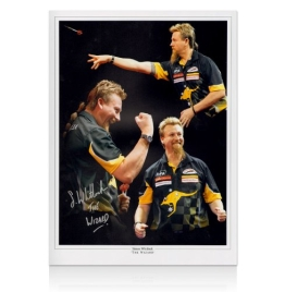 Simon Whitlock Darts Dartpfeile Aus 'The Wizard', Handsigniert - 1