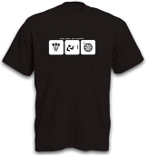 T-Shirt Motiv Darten Dart Darts Pfeile Flights Shirt Gr. XXL - 1