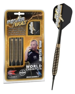 Target Phil Taylor Power Bolt Softdarts 18g - 1