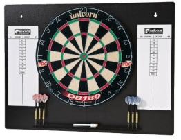 Unicorn DB180 Home Darts Centre Hallensport Spiel-Dart Set, komplett - 1